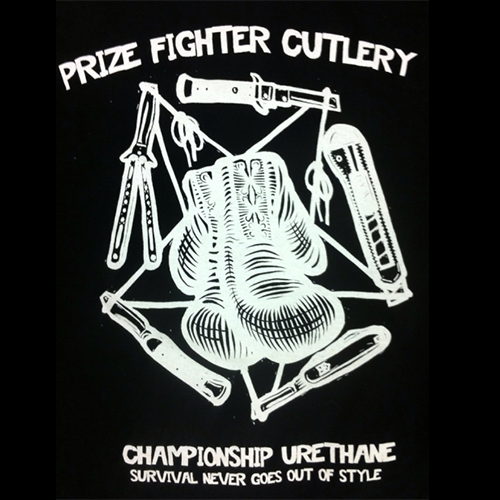 PRIZE FIGHTER CUTLERY