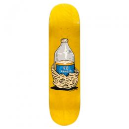 "POLAR SKATE CO デッキ NICK BOSERIO ""FORTIES YELLOW - 8.0"""