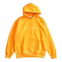 "clumsy. Pictures パーカー ""BARLOGO TEAM HOODY - GOLD"""