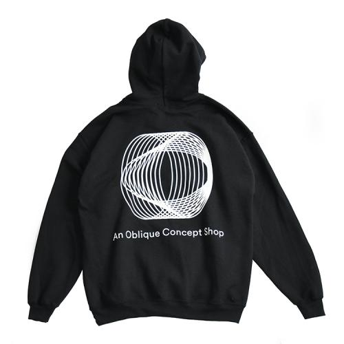 "clumsy. Pictures パーカー ""PAKKARD HOODY - BLACK""/clumsy. PICTURES"
