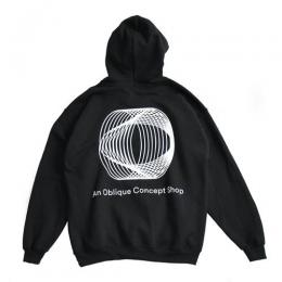 "clumsy. Pictures パーカー ""PAKKARD HOODY - BLACK"""