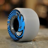 "SPITFIRE ウィール TEAM ""80HD CHARGERS CONICAL CLEAR - 54MM / 80A"""
