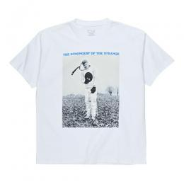 "POLAR SKATE CO Tシャツ ""STRONGEST OF THE STRANGE TEE - WHITE"""