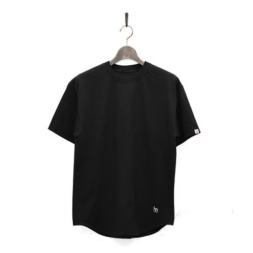 "Hombre Niño Tシャツ ""FRUIT OF THE LOOM S/S TEE - BLACK"""
