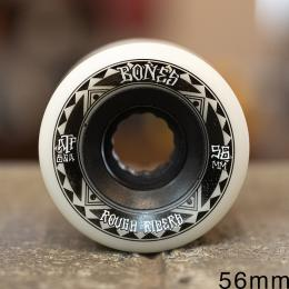 "BONES クルーザーウィール TEAM ""ATF ROUGH RIDERS RUNNERS WHITE - 56MM / 80A"