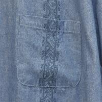 "TIGHTBOOTH PRODUCTION シャツ ""ENCORE DENIM SHIRT - WASH"""