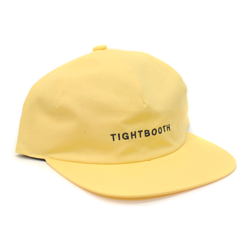 "TIGHTBOOTH PRODUCTION キャップ ""PINCH HEAD CAP - EGG"""