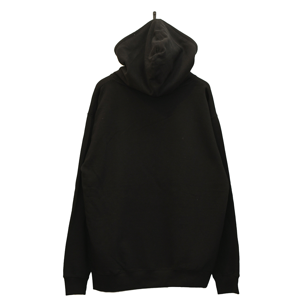 "STING WATER パーカー ""MICRO DOSE HOODIE - BLACK"""