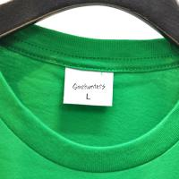 "GNARHUNTERS Tシャツ ""THRUSTER TEE - GREEN"""
