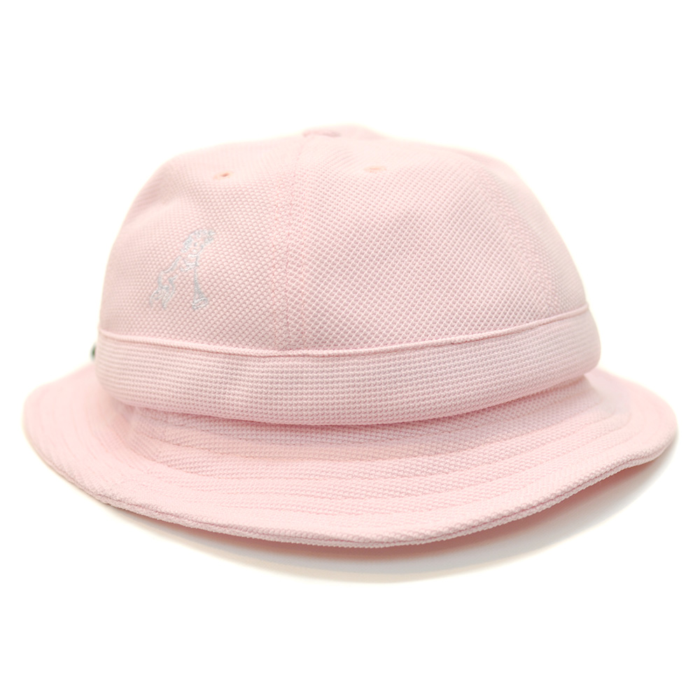 BOYS CHOIR ハット CHERUB OG BUCKET HAT - PINK/BOYS CHOIR