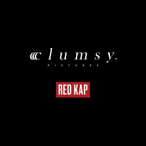 "clumsy. Pictures x REDKAP 半袖シャツ ""CUTOFF S/S SHIRTS - BLACK"""