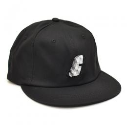 "CHRYSTIE NYC キャップ ""RACE C LOGO HAT - BLACK"""