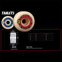 "SPITFIRE ウィール TEAM ""F4 TABLETS - 51MM / 99A"""