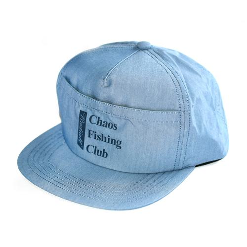 "RADIALL x CHAOS FISHING CLUB キャップ ""BLUE HOURS TRUCK HAT - INDIGO""/CHAOS FISHING CLUB"
