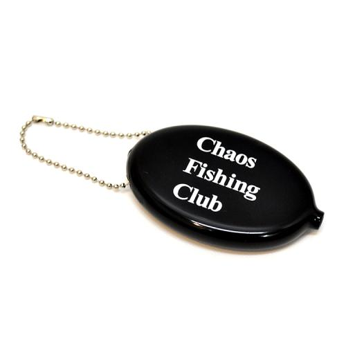 "CHAOS FISHING CLUB コインケース ""COINCASE - BLACK""/CHAOS FISHING CLUB"