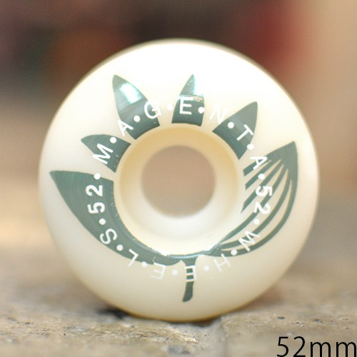 "MAGENTA ウィール TEAM ""POWER WHEEL - 52MM / 99A"""