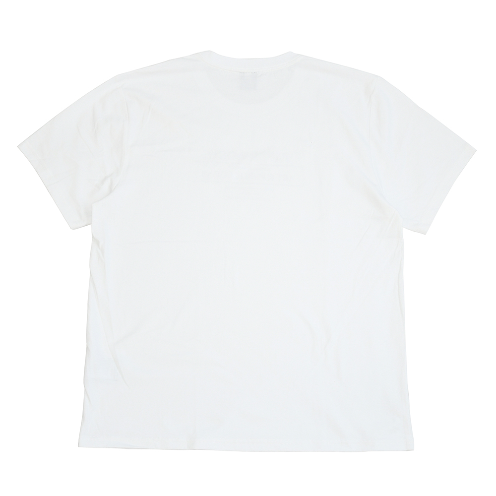 "【Prime LIMITED】 PAPER WORK NYC Tシャツ ""ART DISTRICT S/S TEE - WHITE"""