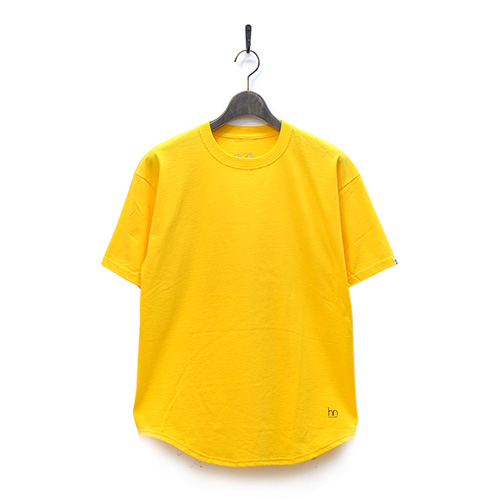 "Hombre Niño Tシャツ ""FRUIT OF THE LOOM S/S TEE - GOLD"""