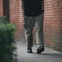 "clumsy. Pictures パンツ ""VINTAGE 2 PLEATS CHINO - BEIGE"""