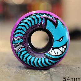 "SPITFIRE ウィール TEAM ""80HD CHARGERS CONICAL PURPLE - 54MM / 80A"""