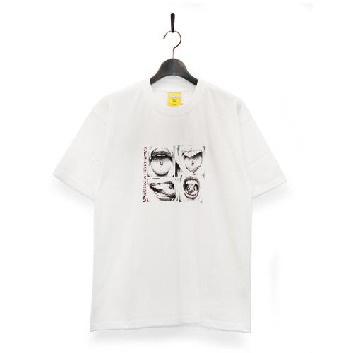 "IGGY x POLAR SKATE CO Tシャツ ""ALTERNATIVE YOUTH TEE - WHITE"""