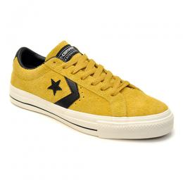 "CONVERSE SKATEBOARDING スケートボードシューズ ""PRORIDE SK OX + GOLD/BLACK"""
