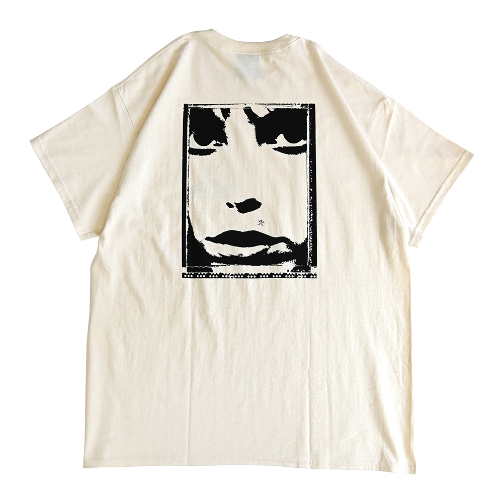 "OXFORD Tシャツ ""LIPS S/S TEE - NATURAL""/OXFORD"