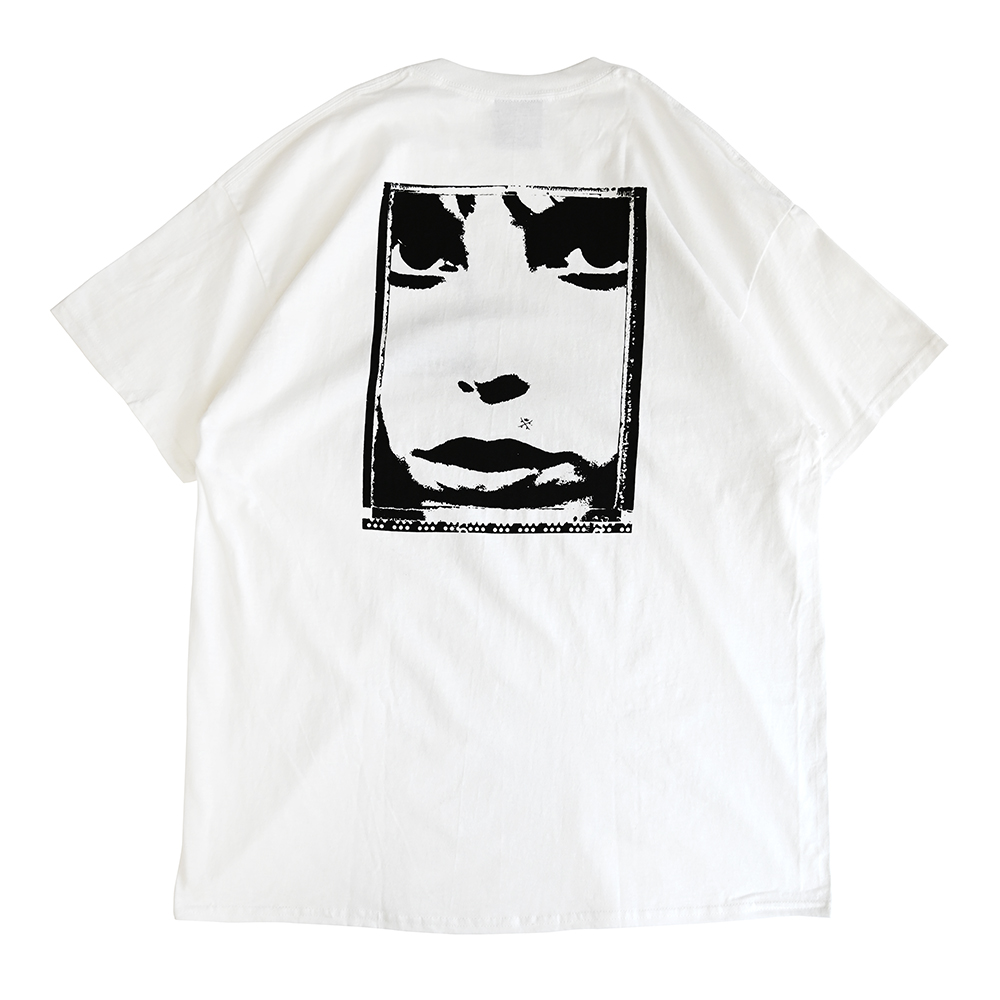 "OXFORD Tシャツ ""LIPS S/S TEE - WHITE""/OXFORD"