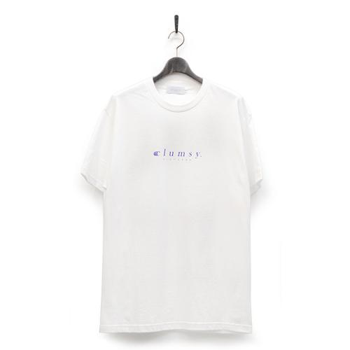 "clumsy. Pictures Tシャツ ""HAIL MARY (KAREN IKEDA) S/S TEE - WHITE"""