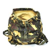 "THEORIES OF ATLANTIS バックパック ""STAMP CAMPER BACKPACK - CAMO"""