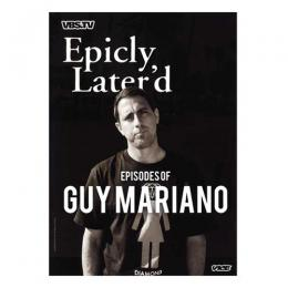 EPICLY LATER'D DVD EPISODES OF GUY MARIANO 日本語字幕付き