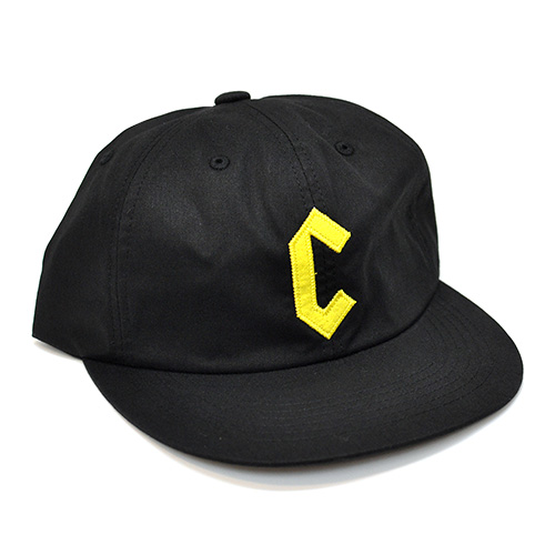 "CHRYSTIE NYC キャップ ""C LOGO HAT - BLACK""/CHRYSTIE NYC"