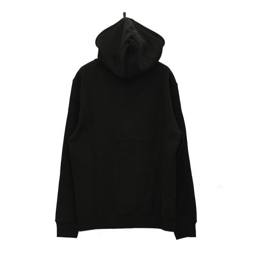 "CHRYSTIE NYC パーカー ""SCRIPT LOGO HOODIE - BLACK"""