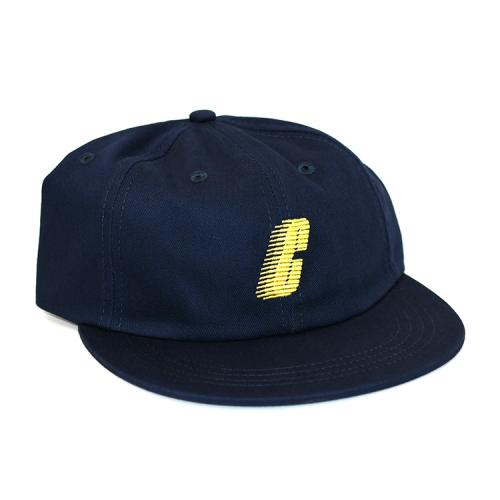 "CHRYSTIE NYC キャップ ""SMALL C LOGO DAD HAT - NAVY""/CHRYSTIE NYC"