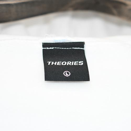 "THEORIES OF ATLANTIS パーカー ""APPARATION HOODY - WHITE"""