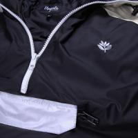 "MAGENTA ジャケット ""BELLEVILLE JACKET - WHITE/BLACK"""