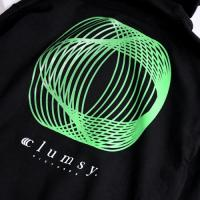 "clumsy. Pictures パーカー ""PAKKARD LIMITED HOODY - BLACK"""