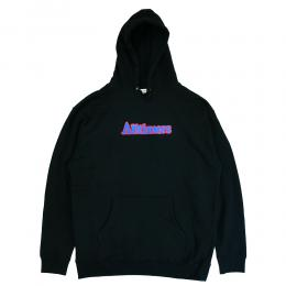 "ALLTIMERS パーカー ""EMBROIDERED BROADWAY HOODY (20FA) - BLACK"""