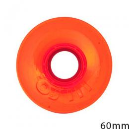 "OJ ウィール TEAM ""HOT JUICE - ORANGE"" - 60MM / 78A"