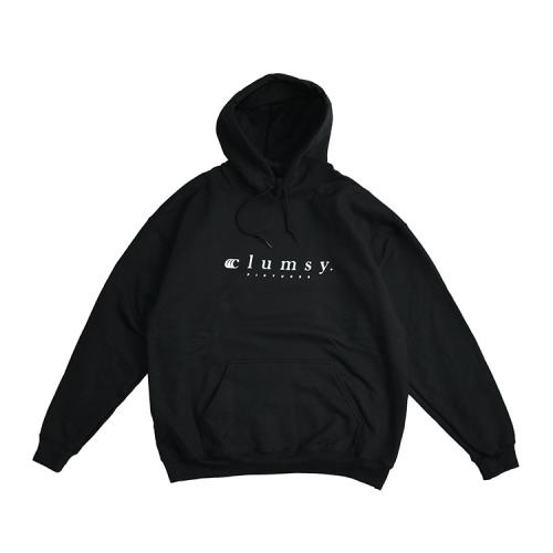 "clumsy. Pictures パーカー ""BARLOGO TEAM HOODY - BLACK"""