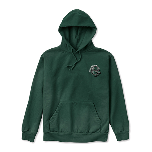 "NUMBERS EDITION パーカー ""N.E. FLEECE HOODIE - ALPINE""/NUMBERS EDITION"