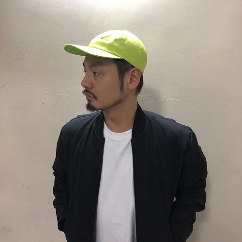 "clumsy. Pictures キャップ ""CCC EMB CAP - BLACK"""