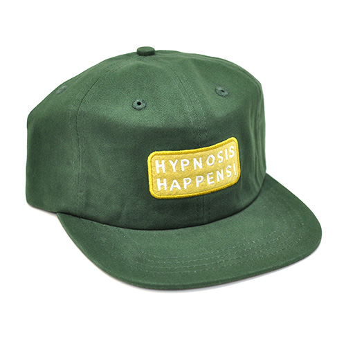 "THEORIES OF ATLANTIS キャップ ""HYPNOSIS HAPPENS SNAPBACK HAT - FOREST GREEN""/THEORIES OF ATLANTIS"