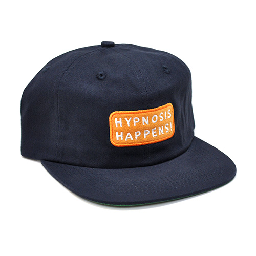 "THEORIES OF ATLANTIS キャップ ""HYPNOSIS HAPPENS SNAPBACK HAT - NAVY""/THEORIES OF ATLANTIS"