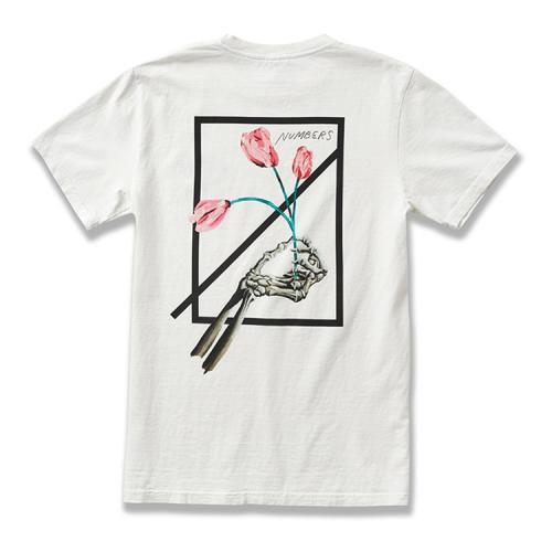"NUMBERS EDITION Tシャツ ""OTHELO LOGOTYPE S/S TEE - WHITE"""