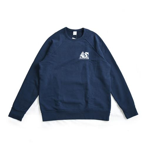 "NUMBERS EDITION スエット ""TERMITE CREW - NAVY""/NUMBERS EDITION"