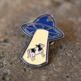 "THEORIES OF ATLANTIS ピン ""ABDUCTION PIN"""
