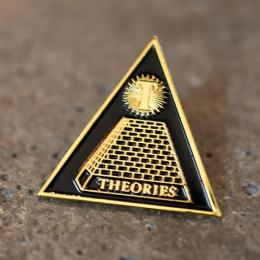 "THEORIES OF ATLANTIS ピン ""THEORAMID PIN"""